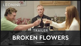 Broken Flowers - Trailer (deutsch/german)