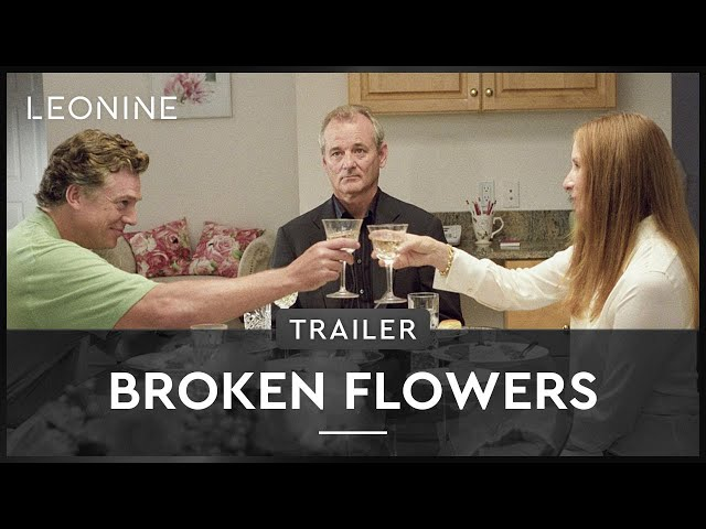 Broken Flowers - Trailer (deutsch/german)