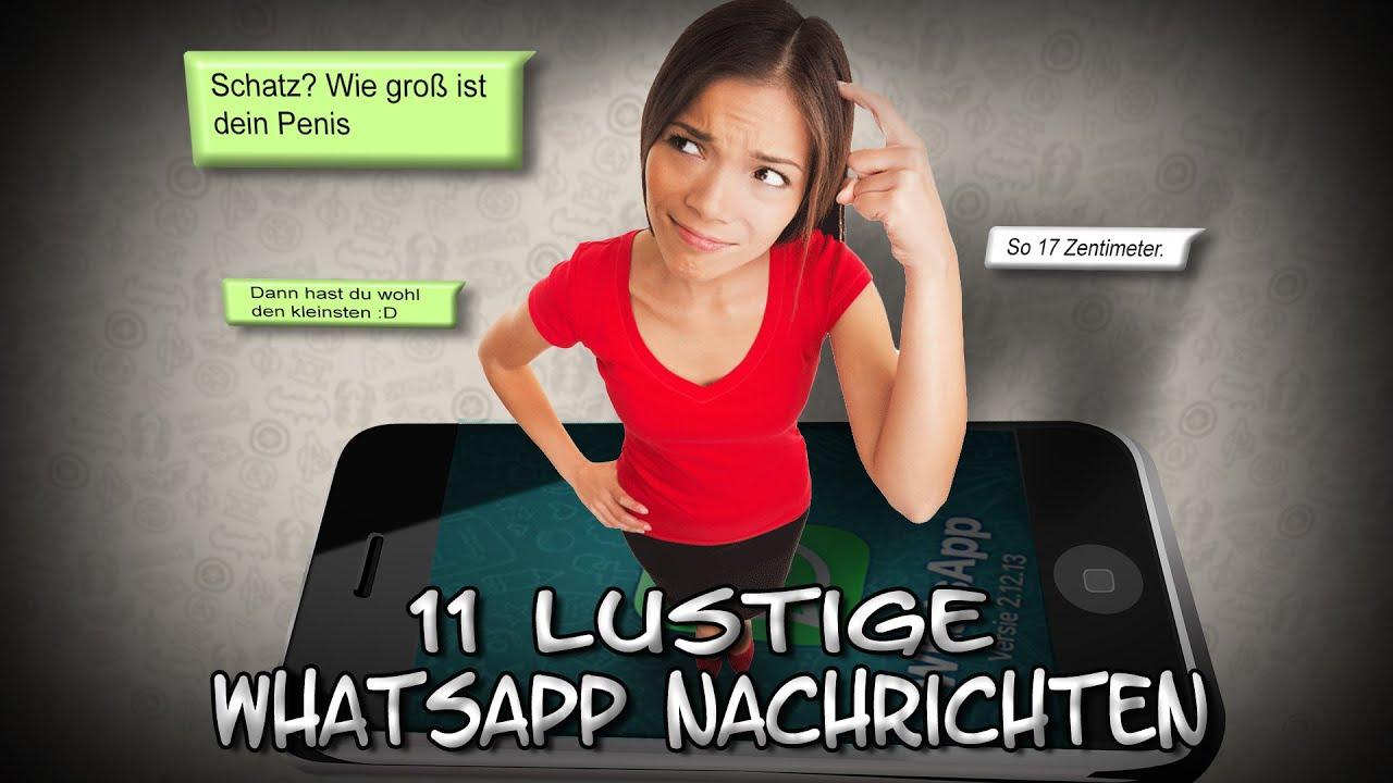 Lustige Whatsapp Nachrichten