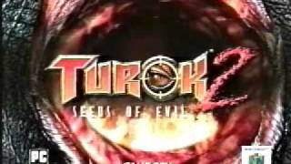 Turok 2:seeds of evil-trailer.(Best quality!, 2009-09-14T10:57:14.000Z)