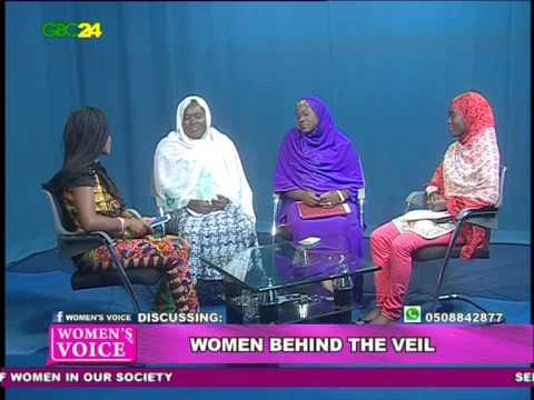 WOMEN BEHIND THE VEIL-BY REBEKAH AWUAH