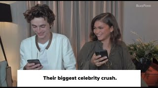 Biggest celebrity crush? Easy, Tom Holland