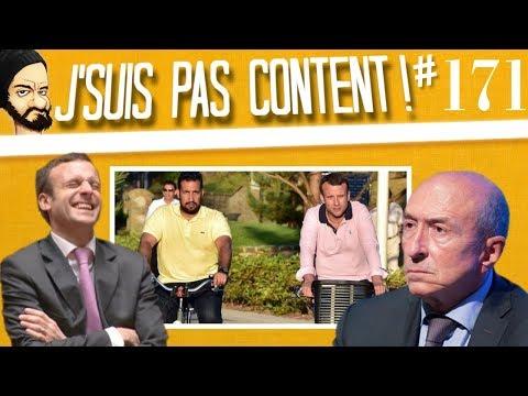 J'SUIS PAS CONTENT ! #171 : Affaire Benalla, Macron dans le caca !