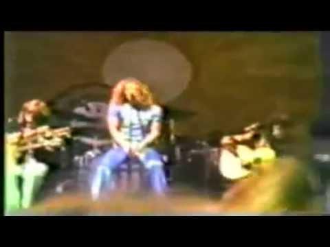 Led Zeppelin in Oakland, CA - July 23/24, 1977