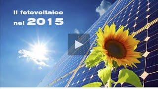 Il fotovoltaico nel 2015. Esempio di rendimento economico di un impianto fotovoltaico da 6 kW(Per maggiori informazioni: www.ingleonardogermani.onweb.it., 2015-03-06T16:11:19.000Z)