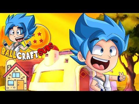 CASA SAIYAN VS CASA NORMAL #47 | BallCraftSubs | Minecraft Serie con SUBS