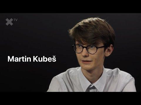 Martin Kubeš v XTV