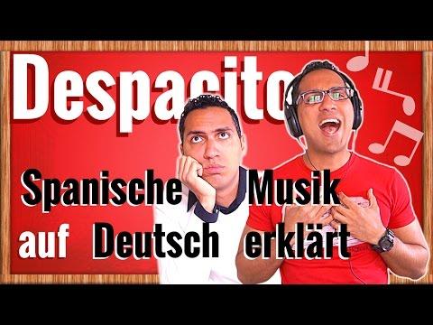 """""""Despacito"""" auf Deutsch erklärt - Spanisch lernen mit Musik"""