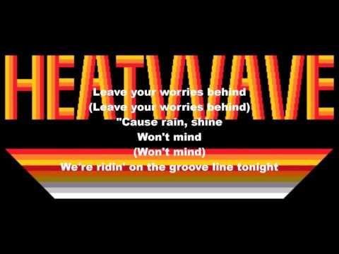 Heatwave - The Grooveline (1978) Lyrics
