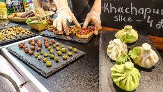 Georgia Street Food in London. Khinkali Dumplings and More