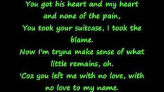 The Script - Breakeven - Lyrics.