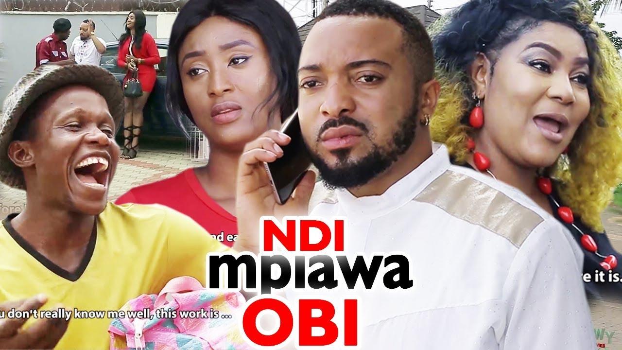 Download NDI MPIAWA OBI Season 3&4 - 2019 Latest Nigerian Nollywood Igbo Movie Full HD