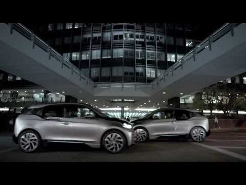 The BMW i3. Pure Electric Vehicle. Introduction and Interview with Designer