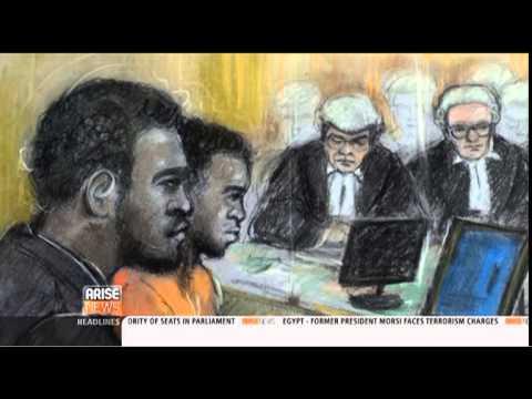 Guilty verdict in Woolwich murder trial