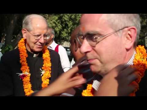 Superior General of the Society of Jesus visit to Gujarat March 1st 2016