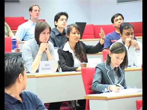 MBA Lectures - Cynthia