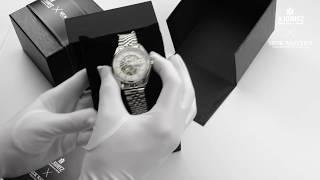[석와치스] 1억 펀딩 시계! 스켈레톤 D 에이커츠 언…
