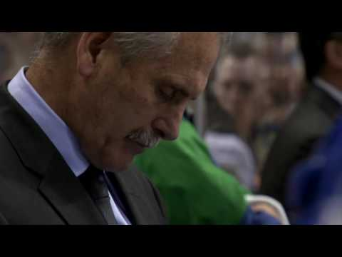 Vancouver Canucks Head Coach, Willie Desjardins - Does faith help pro athletes?