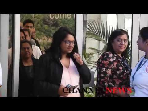 Les employés du Mauritius Telecom expriment leur reconnaissance envers le CEO