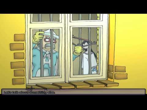 Edna & Harvey: The Breakout (English) Walkthrough part 3  