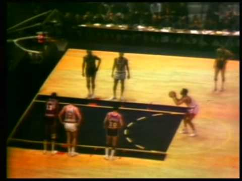 "Walt ""Clyde"" Frazier 36 pts,19 ast, nba finals 1970 knicks vs lakers game 7"