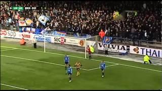 Allsvenskan 2010: BK Häcken - Djurgårdens IF