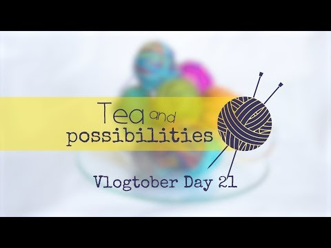 Tea & Possibilities | Vlogtober 2017 | Day 21: Eating Out & About in London