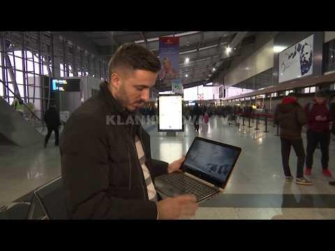 Nuk u lejua të udhëtonte, me dyshimet se kishte eksploziv në laptop  - 14.01.2018 - Klan Kosova