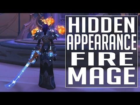 Hidden Artifact Appearance | Fire Mage