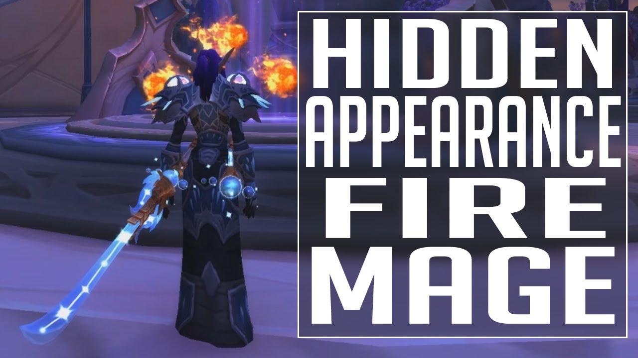 hidden artifact fire mage youtube