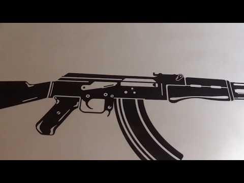 Weeding Vinyl Wall Art Sticker Decals - Most Satisfying