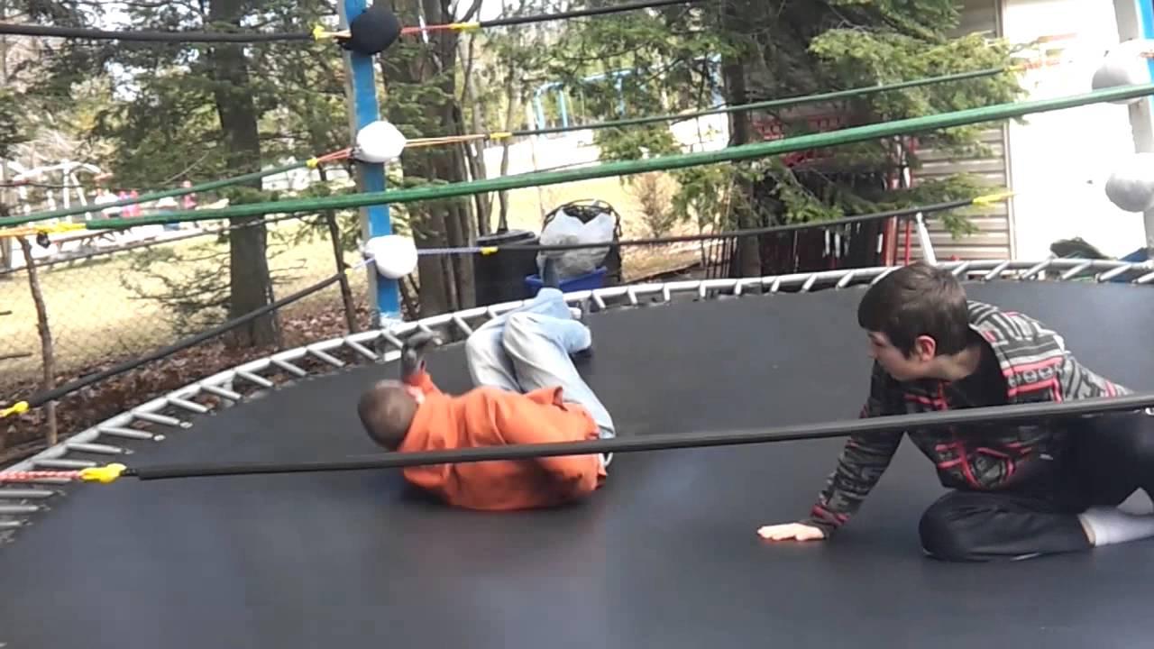 first backyard wrestling match youtube