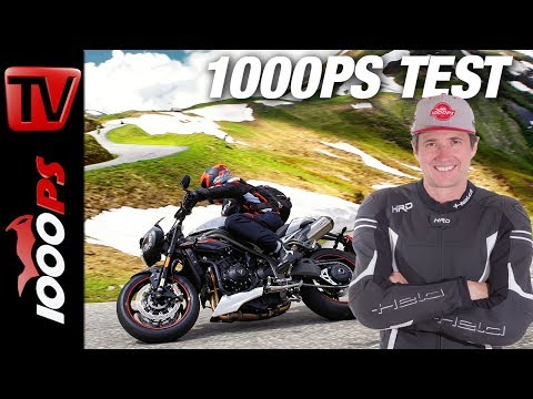Triumph Speed Triple RS - Alpenmasters - Teil 8 von 18
