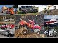 Learning Vehicles Cars Names for Children - Learn Monster Trucks, Excavator, Big Trucks & More