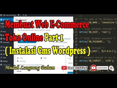 membuat-web-e-commerce-toko-online-part-1-(-instalasi-cms-wordpress)