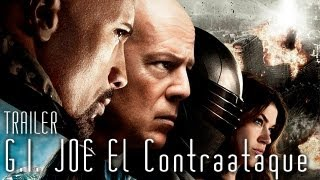 NUEVO TRAILER G.I. Joe El contraataque (G.I. Joe Retaliation) HD subtitulado