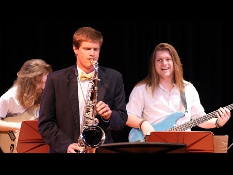 American River College Jazz Combos Showcase Spring 2017