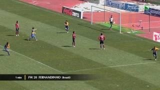 Motoyama (休) 2010 J1#5 仙台 2-1 鹿島:フェルナンジーニョ2ゴール