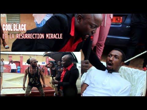 COOL BLACK Et La Résurrection Miracle