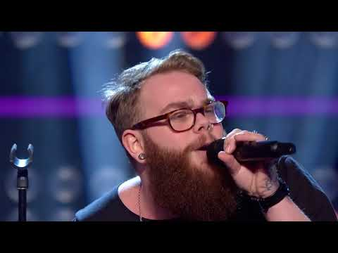 The Voice Norway audition 2017 -  Magnus Bokn - Girls Just Want To Have Fun