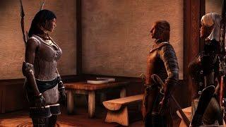 Dragon Age Origins — Любовный треугольник. Страж, Изабелла, Алистер