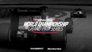 8: Indianapolis // iRacing World Championship Grand Prix Series