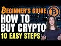 How to Buy Cryptocurrency for Beginners (UPDATED Ultimate ...