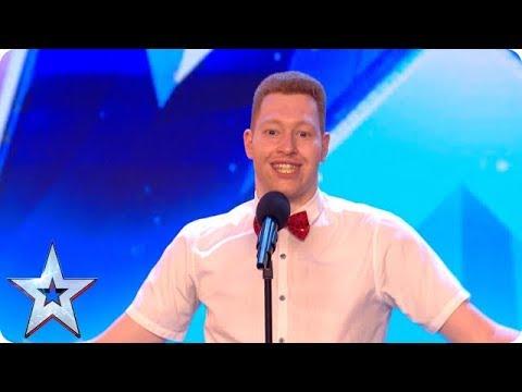 KISS A GINGER DAY! | Britain's Got Talent