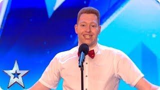 KISS A GINGER DAY! | Britain's Got Talent
