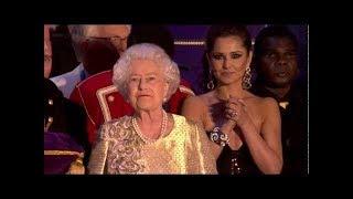 The Queen's Diamond Jubİlee Concert [finale & speech] - 4th June 2012 [Historical Speeches TV]