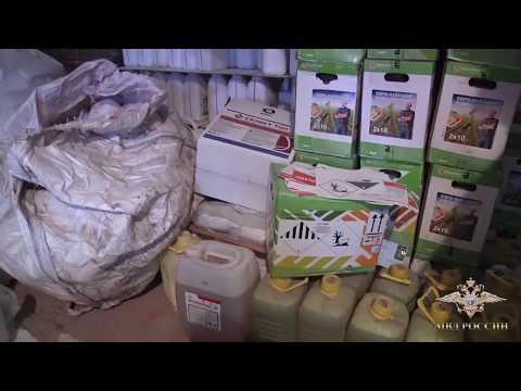 В Воронежской области полицейскими пресечена незаконная деятельность местного предпринимателя