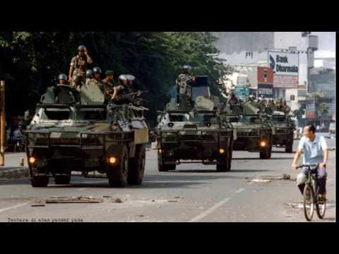 Ingat Jakarta Mei 1998, Teringat Panser VAB 4x4 Kodam Jaya