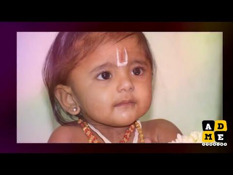 Bahubali 2 Video & Audio Song Kid Version - kannaa nidurinchara