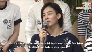 Seventeen's Jeonghan 정한 Dream Concert Cafeteria  Sub Eng   Sub Esp  Cut